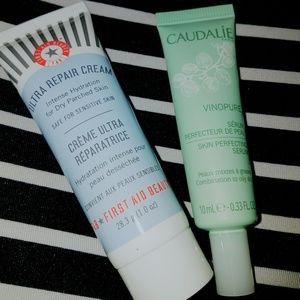 Caudalie and First Aid Bundle